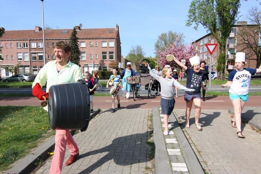 Broek In De Pan – Rozet Arnhem